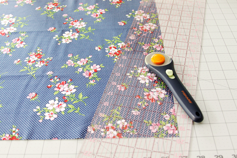 Cut Fabric for Napkins