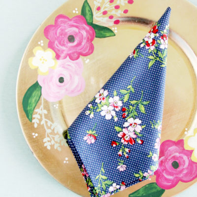 Fast and Easy Fabric Napkins