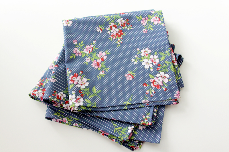 Fabric Napkins Tutorial