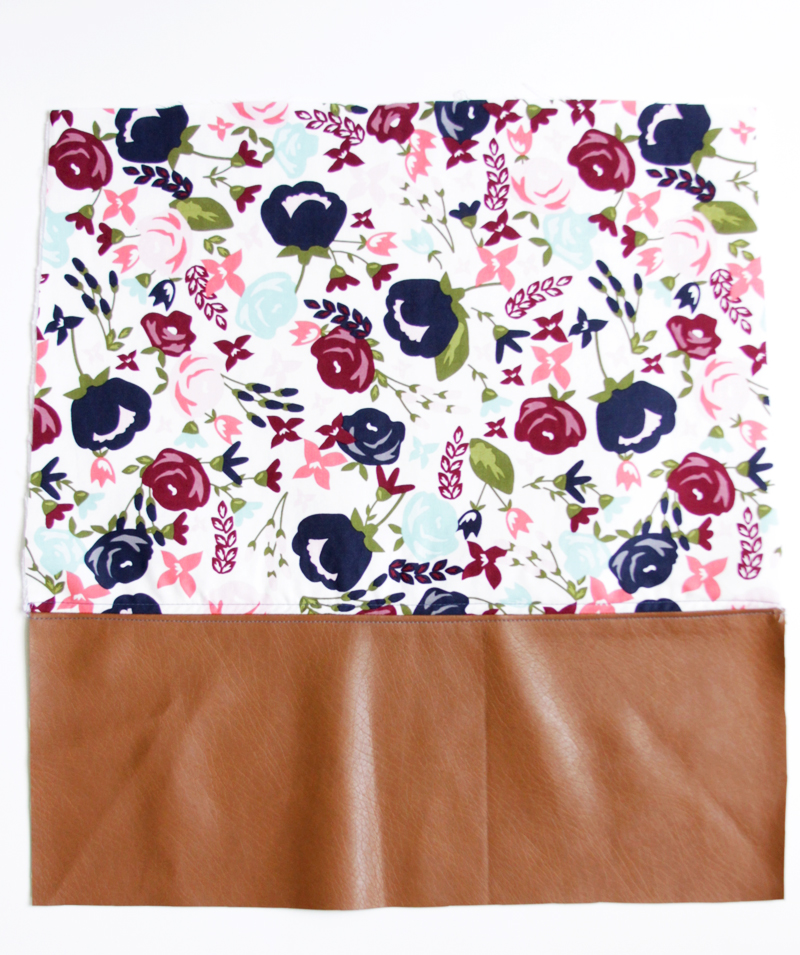 Floral Tote Front
