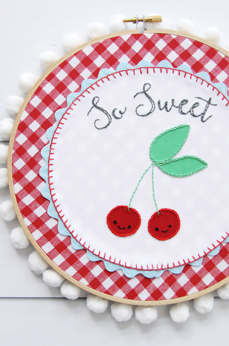So Sweet Hoop Art