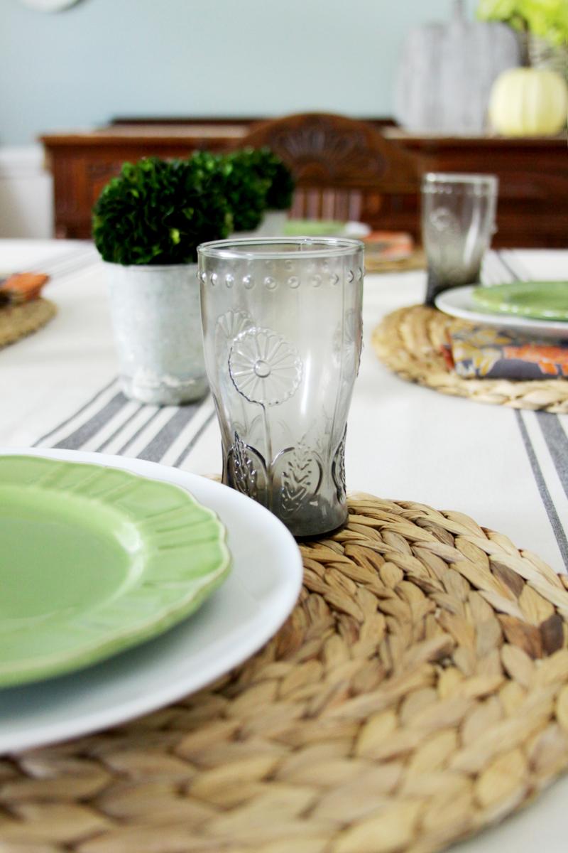 Vintage Style Glassware