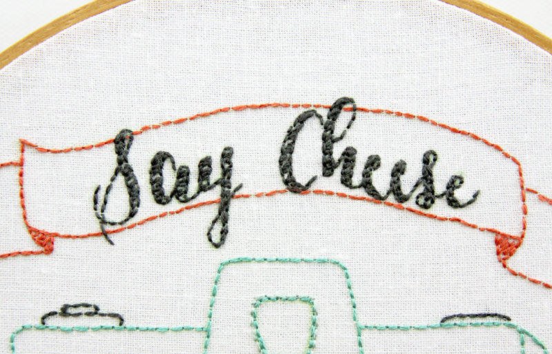 say-cheese-embroidery