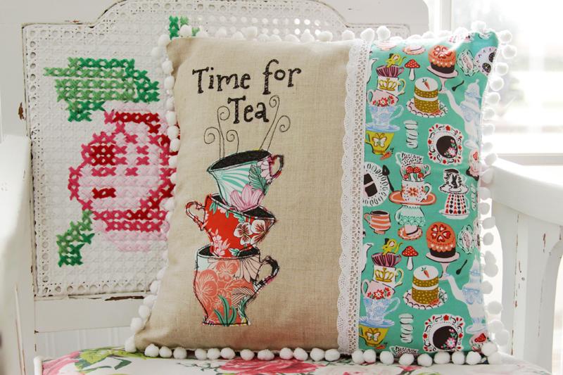 teacups-alice-in-wonderland-pillow