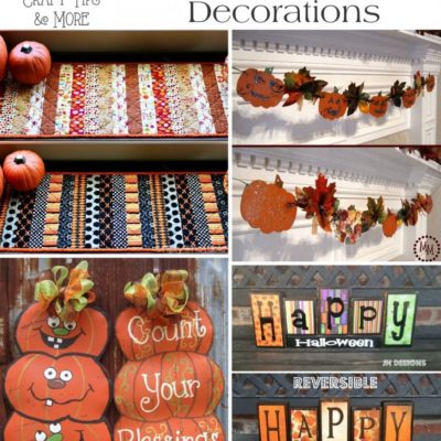 Must Have Craft Tips – Reversible Holiday Decorations