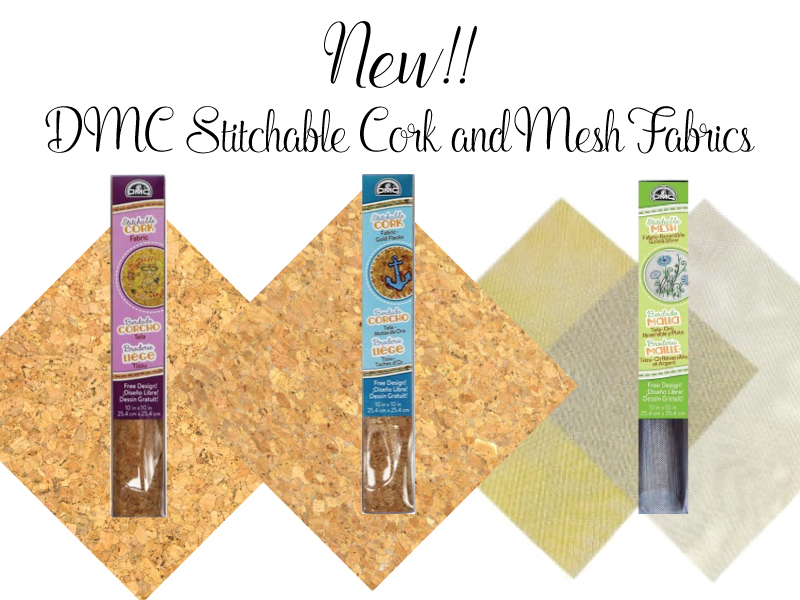 dmc-stitchable-cork-and-mesh-fabrics