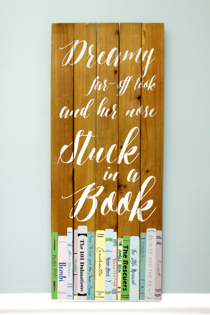 beauty and the beast bookish wall art. Black Bedroom Furniture Sets. Home Design Ideas