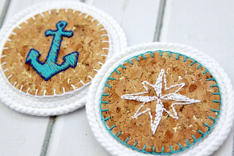 nautical-cork-coasters