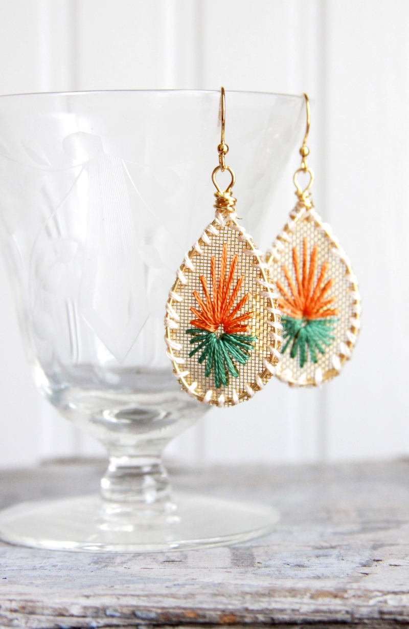 starburst-mesh-earrings