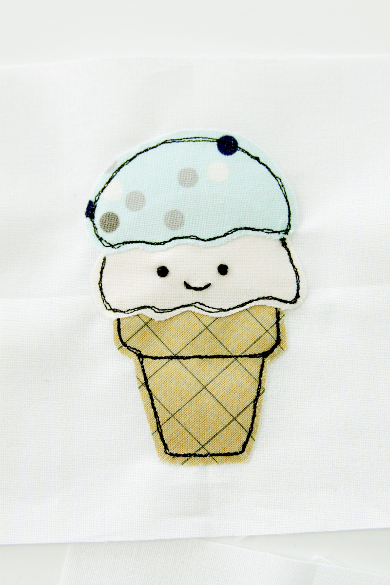 sweet-applique-ice-cream-cone