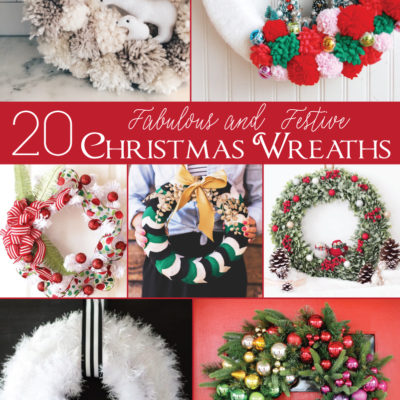 20 Gorgeous Christmas Wreaths