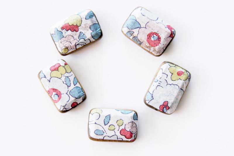 napkins-mod-podged-on-beads