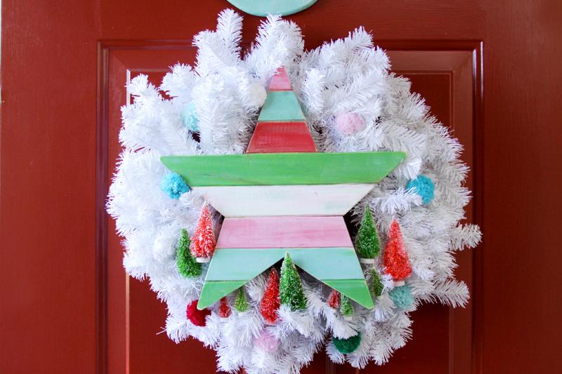 vintage-style-star-wreath