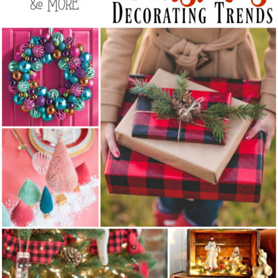 Must Have Craft Tips: the Best Christmas Decorating Trends