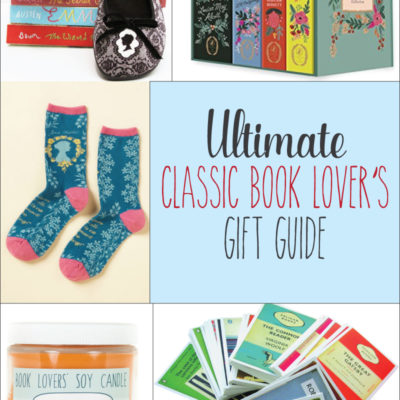 Classic Book Lovers Gift Guide