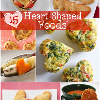 Must Have Craft Tips – Heart Shaped Foods