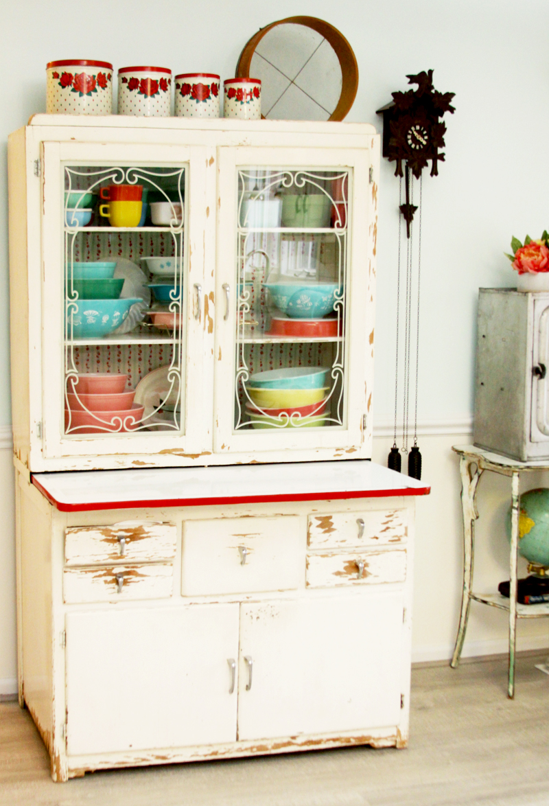 Farmhouse Chalk Painted Kitchen