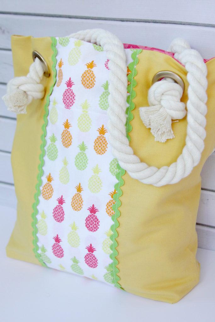 Simple Summer Tote Bag