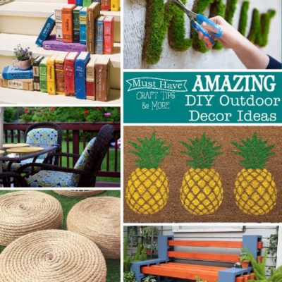 Amazing Outdoor Decor Ideas