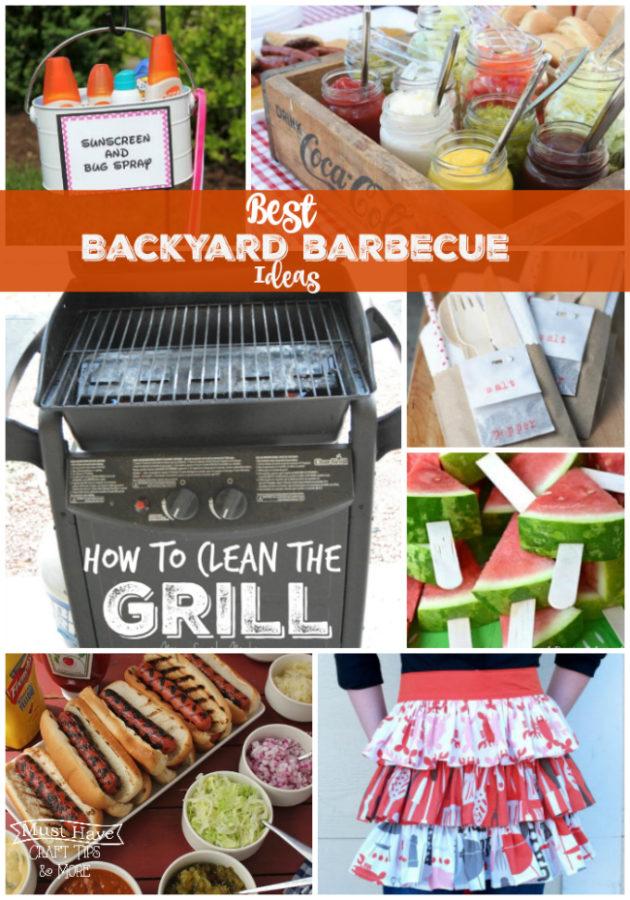 Backyard Barbecue Party Ideas backyard barbecue tips and ideas -