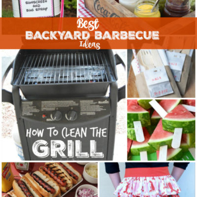 Backyard Barbecue Tips and Ideas