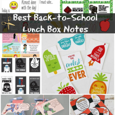 Best Back-To-School Lunch Box Notes