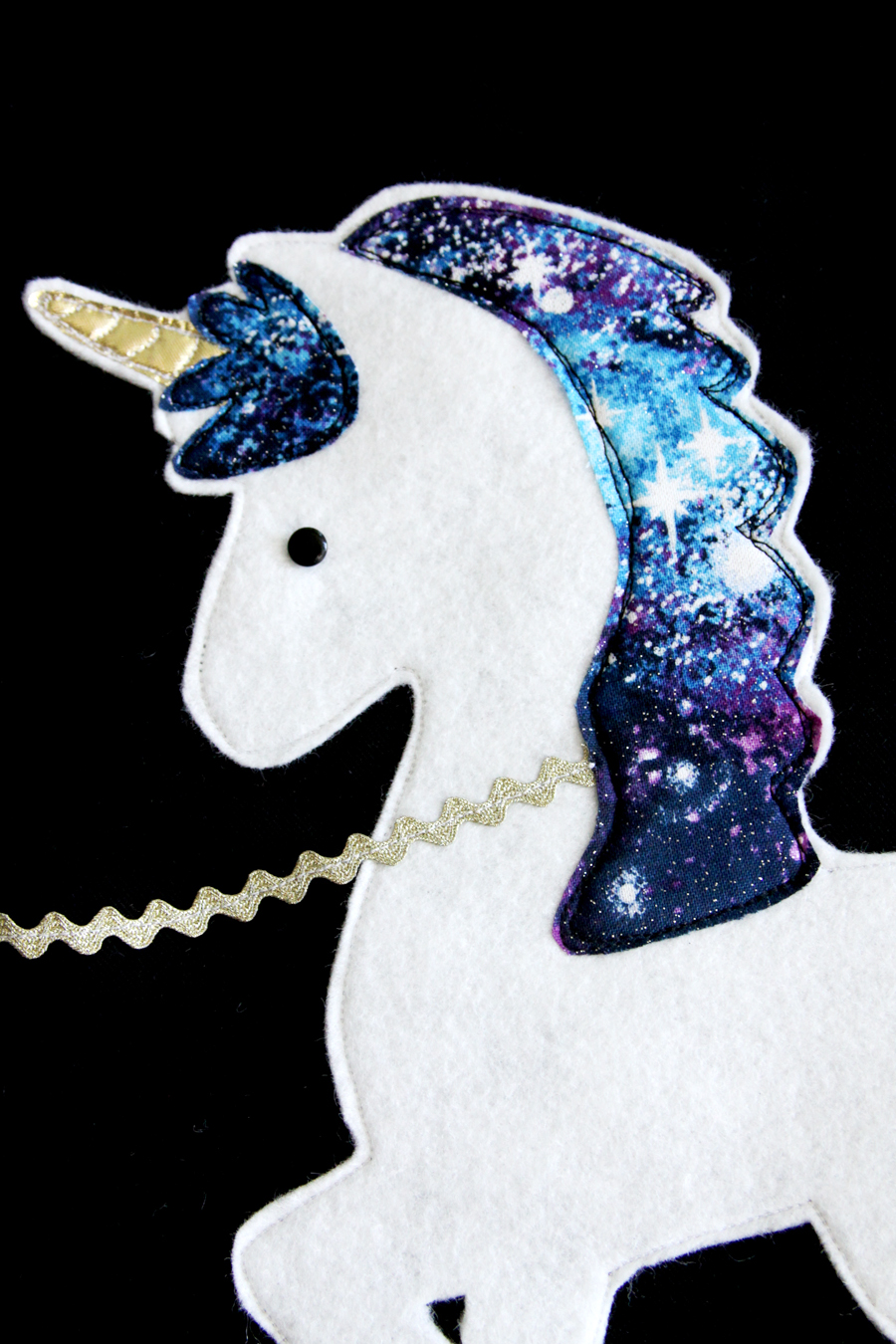 Cute Fifties Unicorn Costume