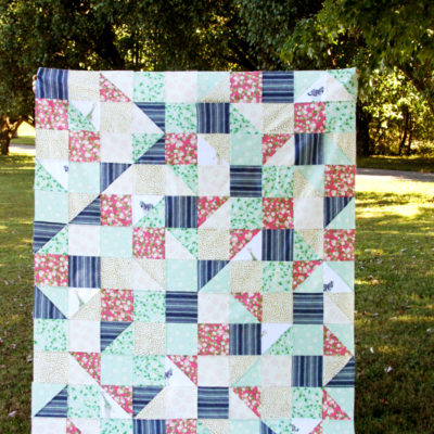 Hidden Safari Party Lap Quilt