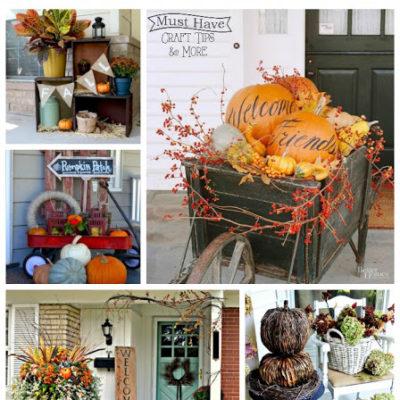 Fabulous Fall Porch Decor Ideas