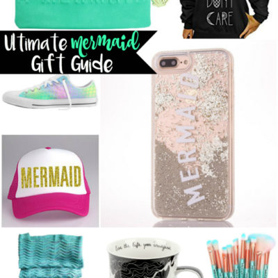 Mermaid Inspired Gift Ideas