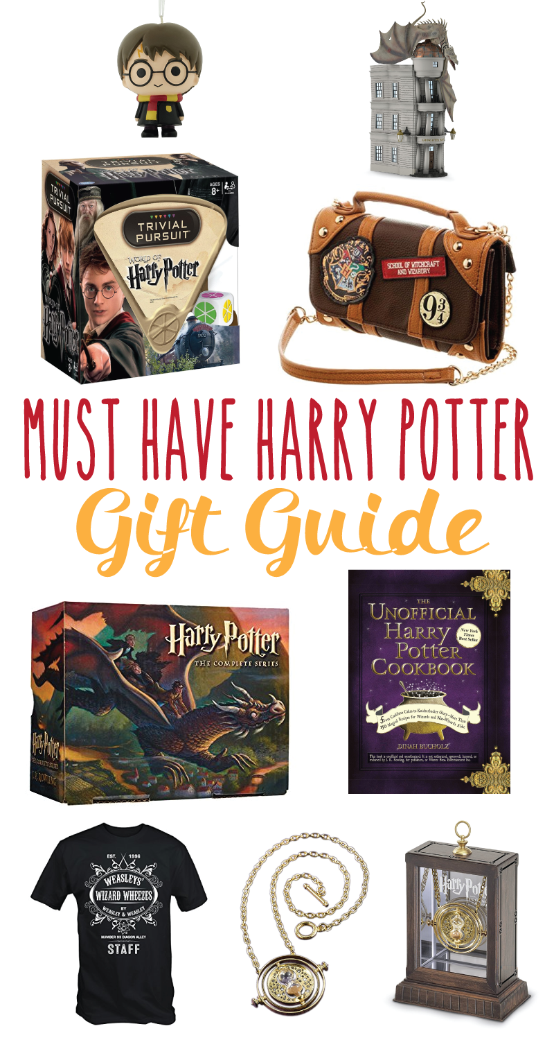 Harry Potter Book Gift Set : Must have harry potter gift guide