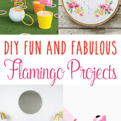 Fun and Fabulous Flamingo DIY Projects