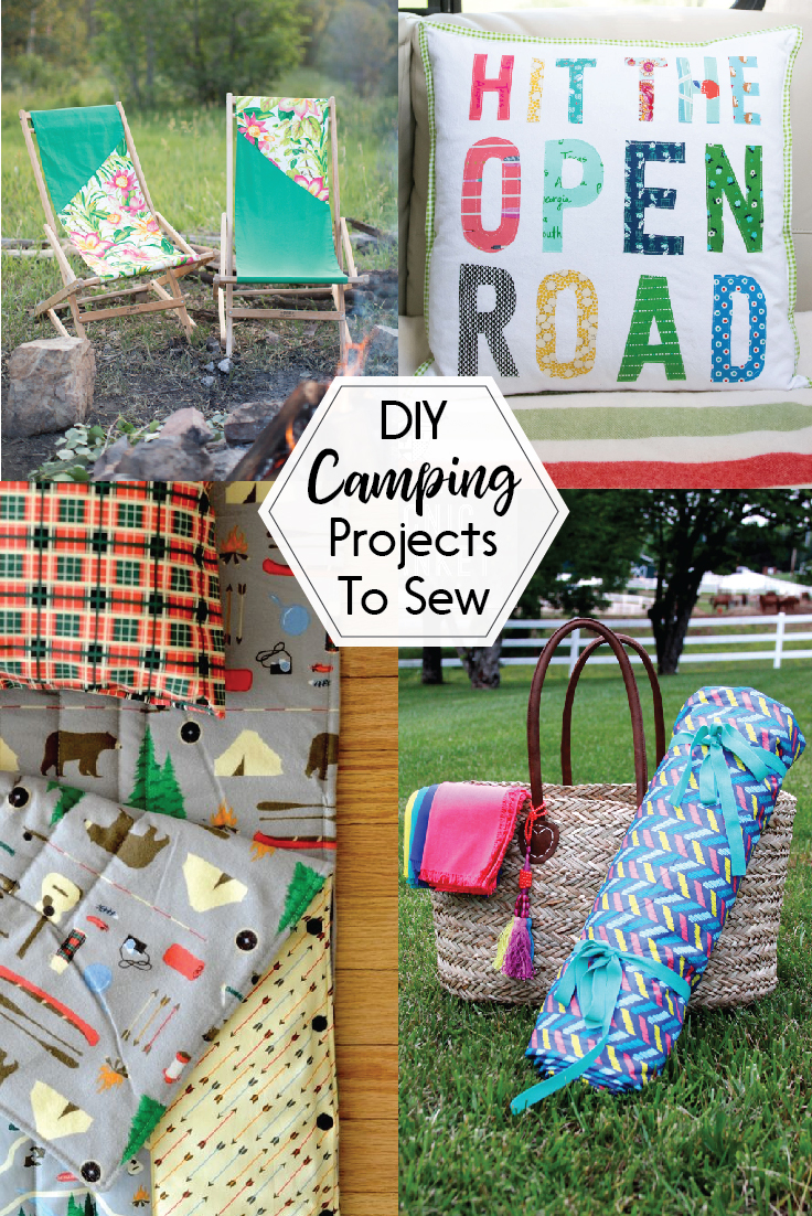 Diy Camping Projects To Sew