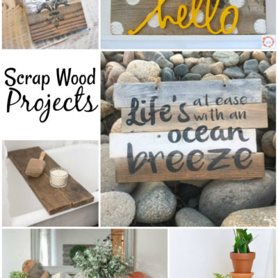 Creative Scrap Wood Projects