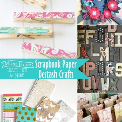Paper Crafts Stash Busters