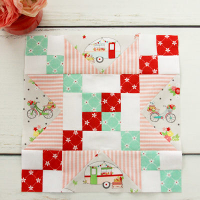 Meet the Makers Alternate Quilt Block
