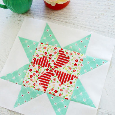 Meet the Makers Quilt Along Block 4