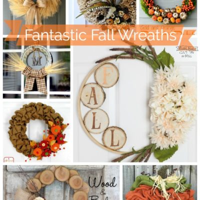 Fabulous Fall Wreaths