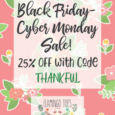 Black Friday Shop Sale!