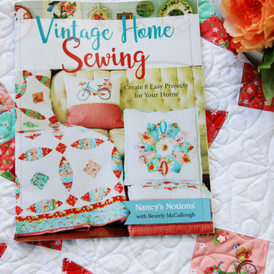 Vintage Home Sewing Book Tour Roundup