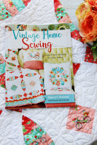 Vintage Home Sewing Book Tour and Giveaway!