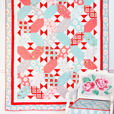 X's and Bows Quilt Pattern!