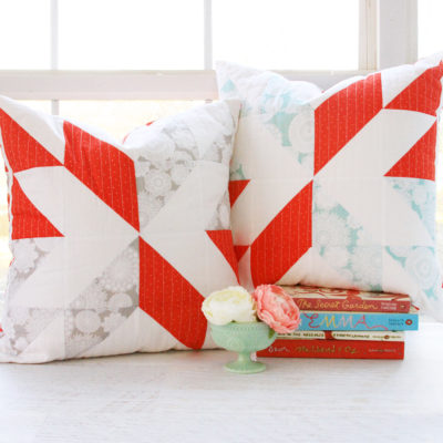 Stacking Stars Pillows