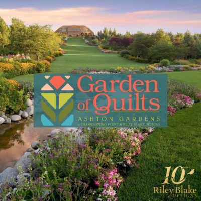 Riley Blake Garden of Quilts