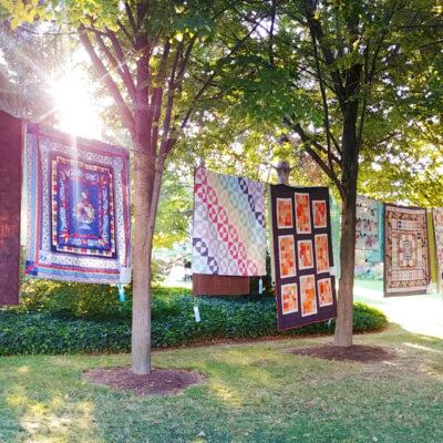 Garden of Quilts 2021