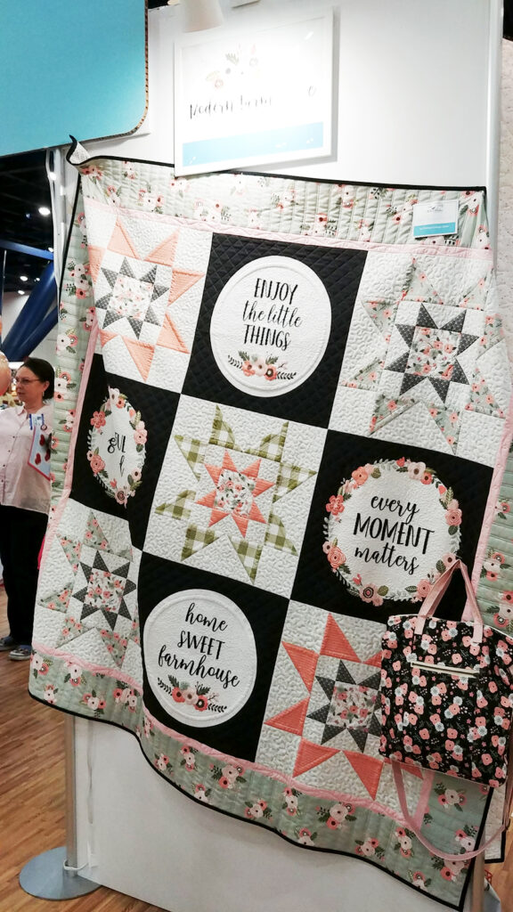 Fall Quilt Market 2019 Recap featured by top US quilting blog, Flamingo Toes.