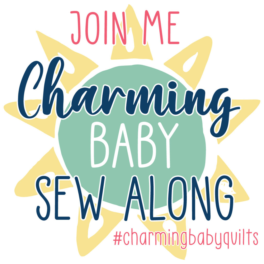 Charming Baby Sew Along Week 5