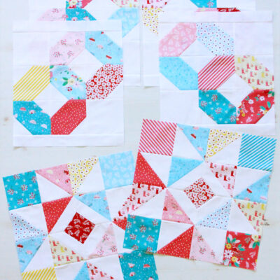 Charming Baby Sew Along Week 4