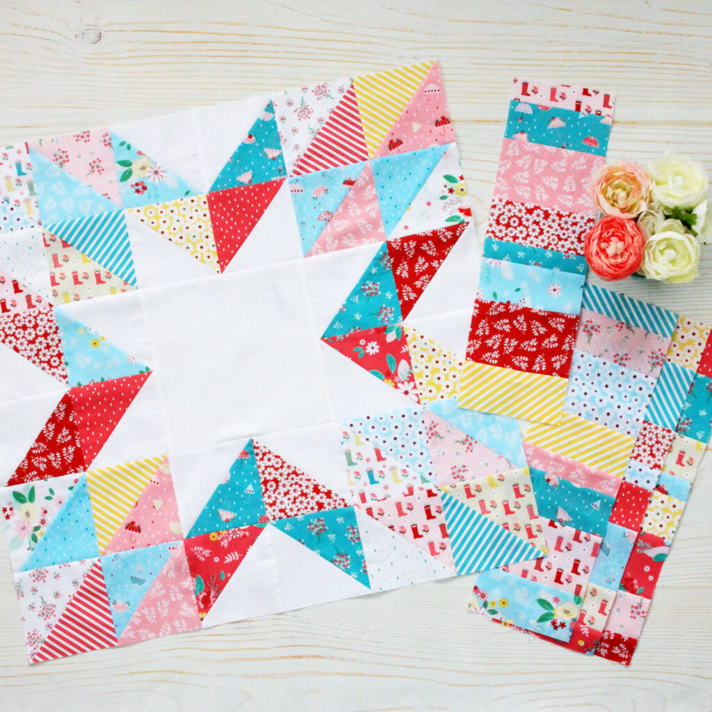 Charming Baby Sew Along Week 1
