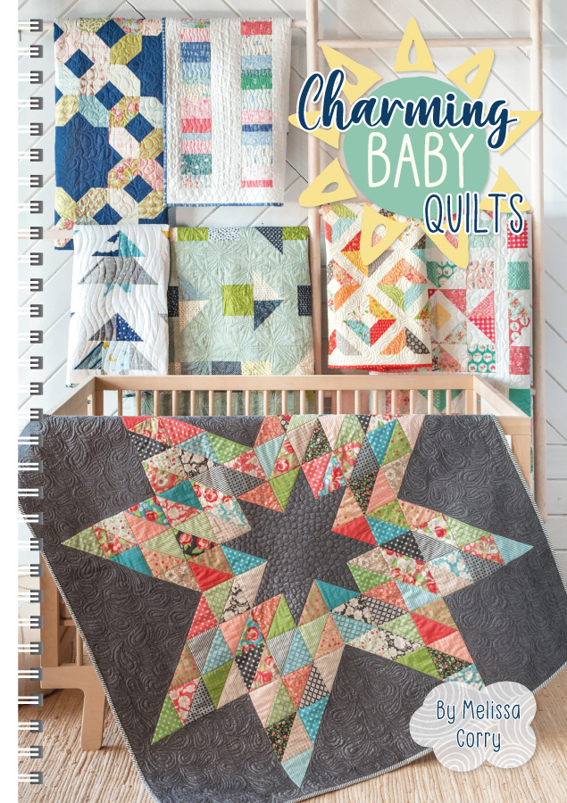 Charming Baby Quilts by Melissa Corry